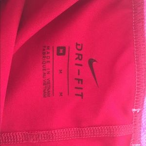 Nike Shorts - Nike Pro shorts tights medium